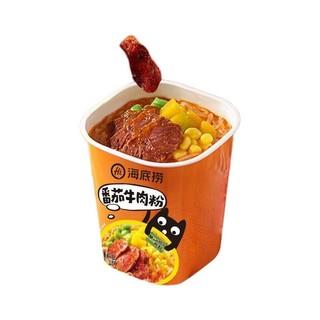 海底捞 京东:海底捞 酸辣粉 酸辣牛肚*3+番茄牛肉*3+酸辣什锦*2