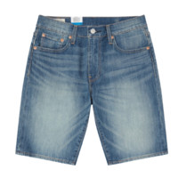 Levi's 李维斯 冰酷系列 男士牛仔短裤 39864-0016