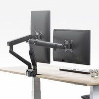 Brateck 北弧 E52 显示器双屏支架