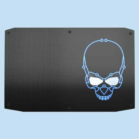 intel 英特尔 NUC8i7HVK 冥王峡谷 NUC迷你电脑主机(i7-8809G、RX Vega M GH)