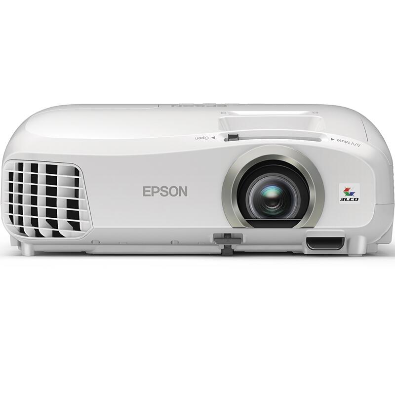 EPSON 爱普生 CH-TW5300 家用投影机 白色