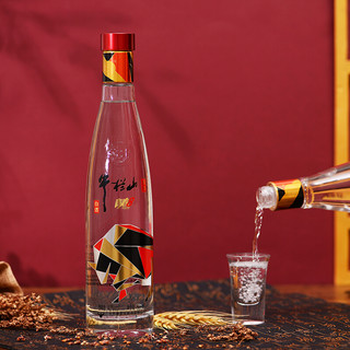 Niulanshan 牛栏山 百年牛栏山 炫彩V8 青春版 42%vol 浓香型白酒 500ml*6瓶 整箱装