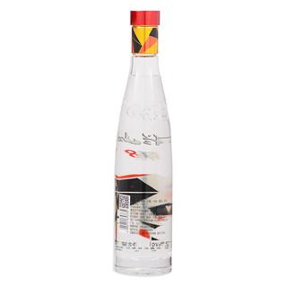 Niulanshan 牛栏山 百年牛栏山 青春 8 42%vol 浓香型白酒 500ml 单瓶装
