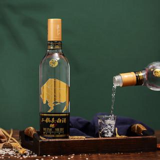 Niulanshan 牛栏山 百年牛栏山 炫彩V10 青春版 52%vol 清香型白酒 500ml*6瓶 整箱装