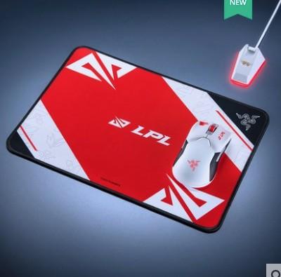 RAZER 雷蛇 LPL限定款鼠标垫 重装甲虫电竞游戏战队选手同款