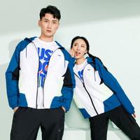 NIKE 耐克 CJ4359 男女款拼色运动夹克