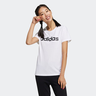 adidas 阿迪达斯 W CE LINR TEE 1  GP7139  女款T恤