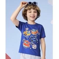 Baleno 班尼路 男童短袖T恤 超级飞侠IP款