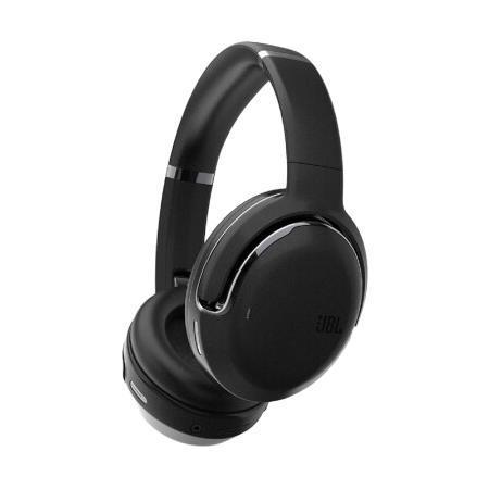 JBL 杰宝 TOUR ONE 头戴式蓝牙耳机高解析度自适应主动降噪立体声音乐HIFI无线耳机耳麦 星耀黑 数字降噪 四麦克风通话降噪 APP自定义
