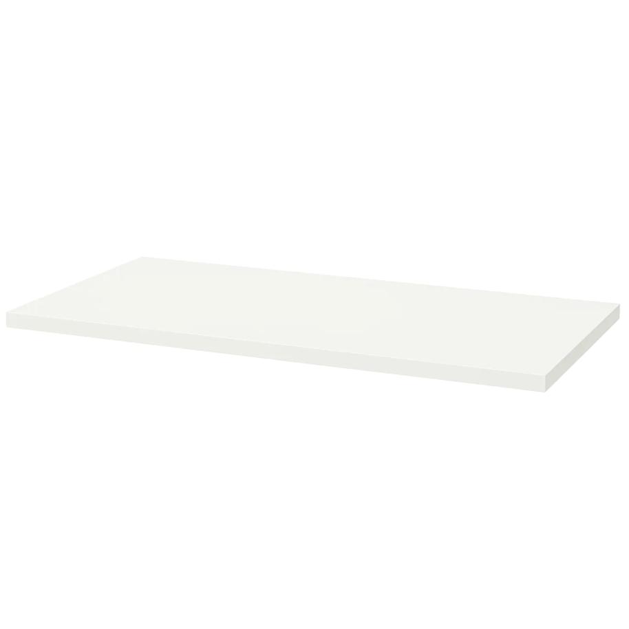 IKEA 宜家 LAGKAPTEN 拉格开普 桌面 白色 120*60cm