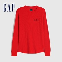 16日0点:Gap 盖璞 636115 男士长袖T恤