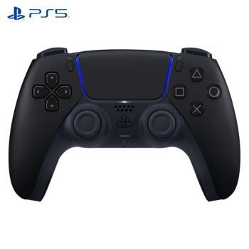SONY 索尼 PS5 PlayStation DualSense无线游戏手柄 午夜黑