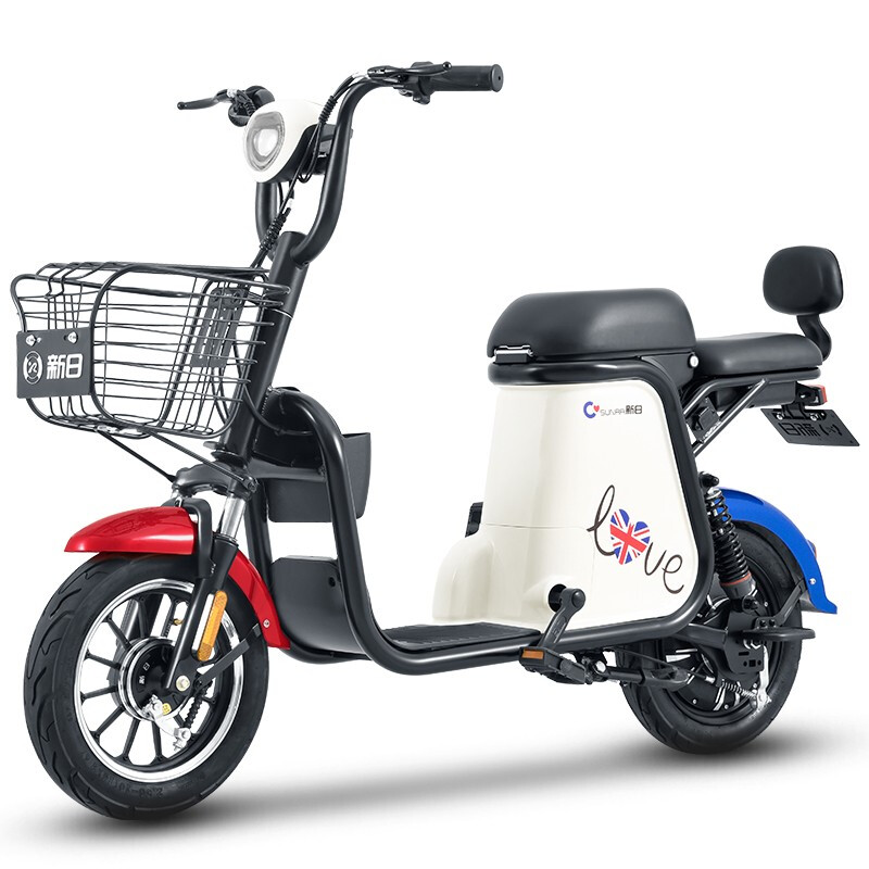 SUNRA 新日 C1 TDTZD-046 新国标电动自行车