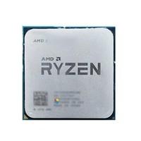 AMD 锐龙 5 5600X CPU处理器 6核12线程 3.7GHz 散片