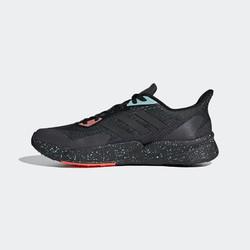 adidas Originals 阿迪达斯官网 adidas X9000L2 M 男鞋情侣款跑步运动鞋FW0804 黑/蓝绿/橘色 42(260mm)