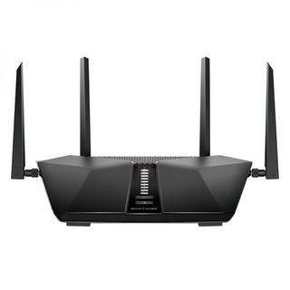 NETGEAR 美国网件 RAX50 WiFi6无线高速路由器(黑色)