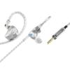 宁梵声学 NM2+ 入耳式监听耳机 铝本色
