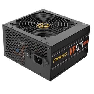 Antec 安钛克 VP500铜牌 铜牌(85%)非模组ATX电源 500W
