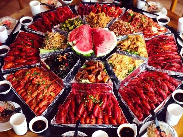 杭州西湖区|10斤龙虾敞开吃!无需预约 无限叠加 嘬虾开始!
