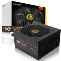 Antec 安钛克 VP 600P 银牌(88%)非模组ATX电源 600W