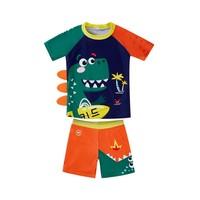 88VIP:lemonkid 柠檬宝宝 儿童泳衣泳裤套装