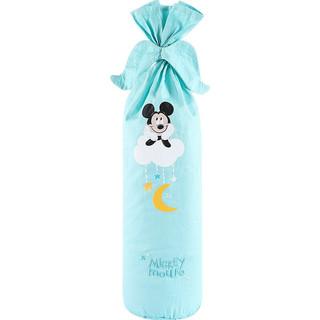 Disney 迪士尼 宝宝睡觉抱枕防翻身新生儿侧睡靠枕易清洗枕头11x45cm