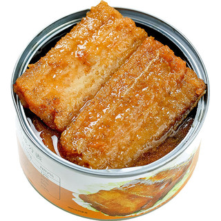 鲜味时刻 带鱼罐头即食海鲜香辣五香香酥深海带鱼红烧小零食下饭菜