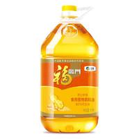 新补券:福临门 花生原香 食用调和油 5L