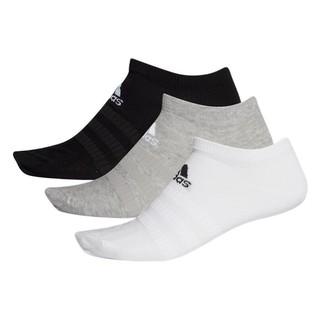 adidas Originals 阿迪达斯官网 adidas LIGHT LOW 3PP 男女训练运动袜子DZ9400 DZ9400 M
