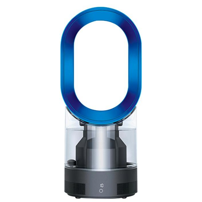 dyson 戴森 Dyson) AM10 加湿器 风扇  (铁/蓝色) 高效除菌 循环湿润 智能湿度控制
