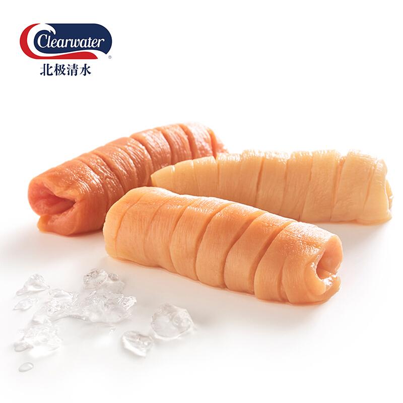 熟冻冰山蚌 350g*2件+鳗鱼蒲烧160g(鳗鱼135g+酱汁25g)*2件(可配北极贝)