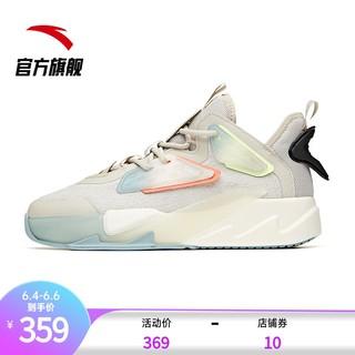 ANTA 安踏 官网旗舰G6汤男鞋2021新款鞋子休闲运动鞋潮老爹鞋112118086