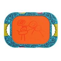 B.Toys 比乐 磁性涂鸦板便携画板画架儿童绘画板卡通涂鸦磁性画板 水画板