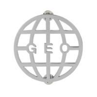 GEO 244867 地球形胸针 6.5cm