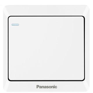 Panasonic 松下 雅悦系列 WMWA512-N 荧光墙面开关 一开双控