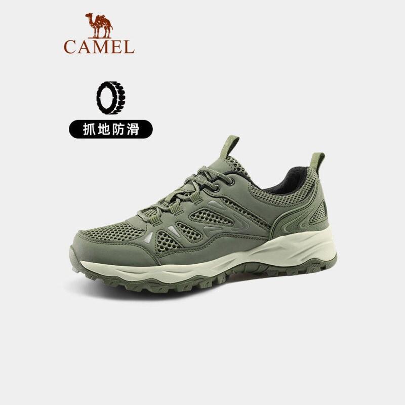 CAMEL 骆驼 A112303795 男女款登山鞋
