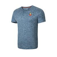 XTEP 特步 跑步系列 男子运动T恤 979329010576