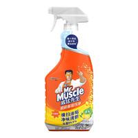 Mr Muscle 威猛先生 厨房清洁剂 650g 清爽柠檬