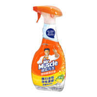 Mr Muscle 威猛先生 厨房清洁剂 500g 清爽柠檬