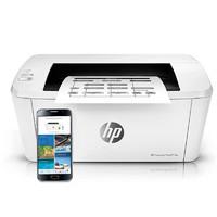 HP 惠普 M15w 黑白激光打印机