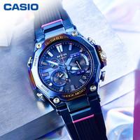 CASIO 卡西欧 G-SHOCK系列 蓝凤凰 MTG-B2000PH-2APR 男士电波表