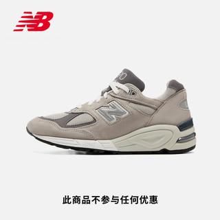 new balance 990系列 M990GR2 情侣款运动休闲鞋