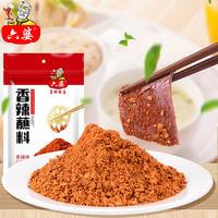 六婆 香辣火锅烧烤蘸料 108g