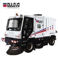 道路宝(DULEVO)5000(柴油式) 意大利原装进口 大型重工业驾驶式燃油扫地车 市政环卫清洁