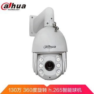 dahua 大华球机 室外摄像机 130万网络监控智能球机 键巡航 DH-SD6C80FB-GN