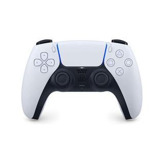 黑卡会员 : SONY 索尼 Sony PS5 原装游戏手柄 无线控制器PlayStation5手柄白色 港版