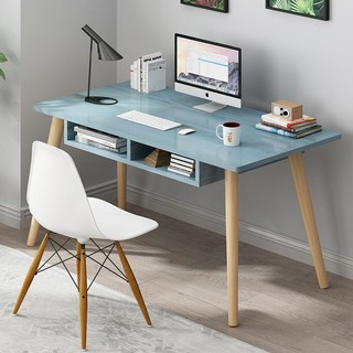 LISM 电脑台式桌书桌学习桌写字台办公桌