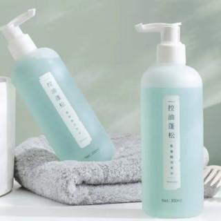 J.ZAO 京东京造 控油蓬松氨基酸洗发水