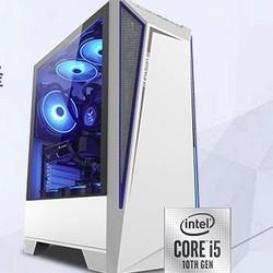 IPASON 攀升 电脑主机(i5-10600KF、8GB、240GB SSD、RTX3060)