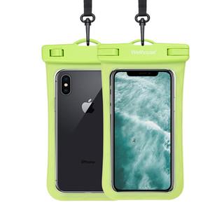 Wellhouse WELLHOUSE 手机防水袋 潜水套游钓 果绿(标准款)
